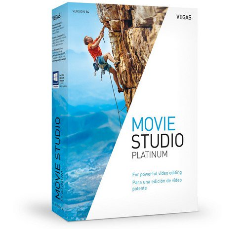 MAGIX VEGAS Movie Studio Platinum 14.0.0.122 Multilingual