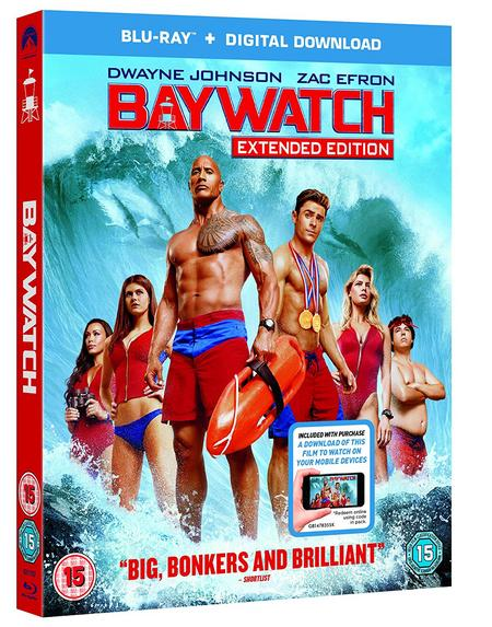 Baywatch 2017 UNRATED BRRip XviD AC3-iFT