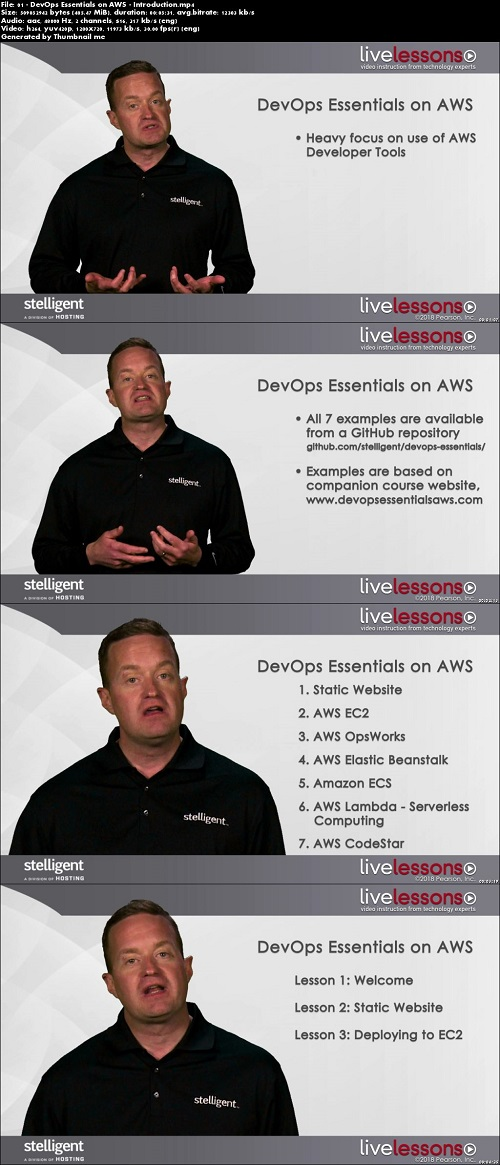 DevOps Essentials on AWS by Paul M. Duvall