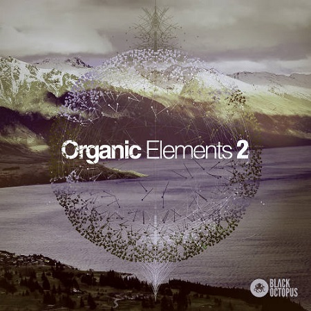 Black Octopus Sound Organic Elements 2 WAV-DISCOVER