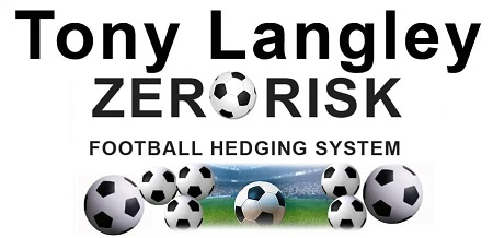 Football Hedging System by Tony Langley | 3.5 GB