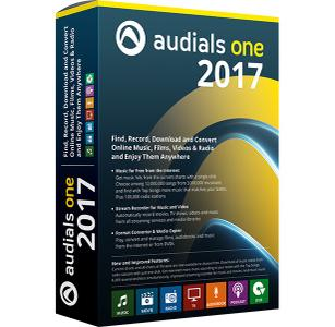 Audials One 2017.1.83.8200 Multilingual
