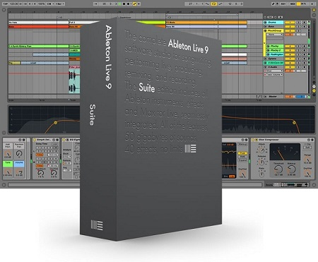 Ableton Live Suite v9.7.4 Incl Patched and Keygen-R2R