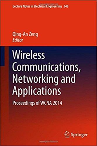 Wireless Communications, Networking and Applications: Proceedings of WCNA 2014