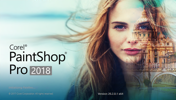 Corel PaintShop Pro 2018 v20.2.0.1 (x64) Multilanguage (Portable)