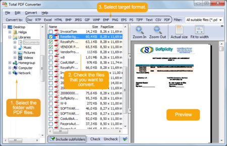 Coolutils Total PDF Converter 6.1.0.154 Multilingual