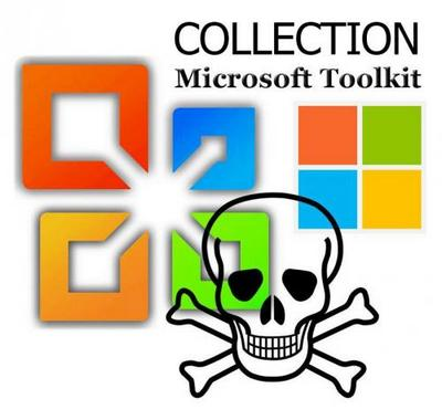 Microsoft Toolkit Collection Pack January 2018