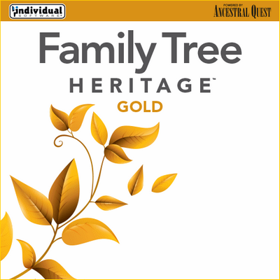 Family Tree Heritage Gold 16.0.3 Multilingual