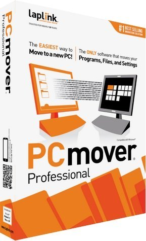 PCmover Professional 11.1.1012.533 Multilingual