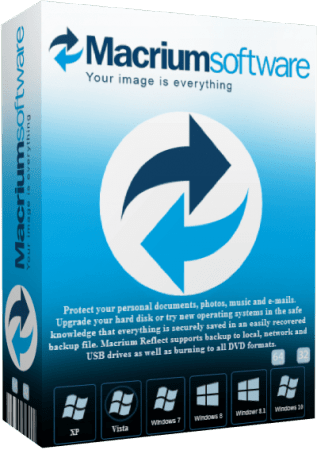 Macrium Reflect 7.2.4797 Workstation (64-bit) WinPE Boot CD