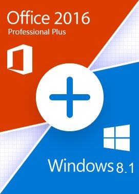 Windows 8.1 Pro Vl Update 3 + Office 2016 March 2020 Preactivated