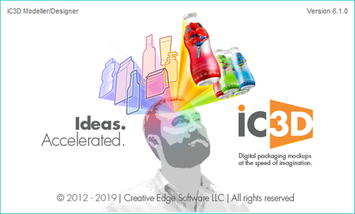 Creative Edge Software iC3D Suite 6.1.0 (x64)