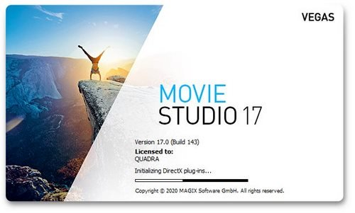 MAGIX VEGAS Movie Studio Platinum 17.0.0.143 (x64) Multilingual