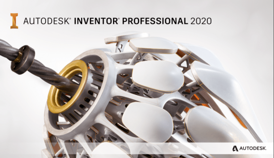 Autodesk Inventor Professional 2020.3 Update Only