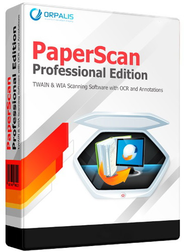 ORPALIS PaperScan Professional 3.0.109