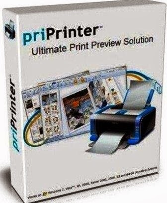 priPrinter (Professional / Server) 6.6.0.2491 Multilingual