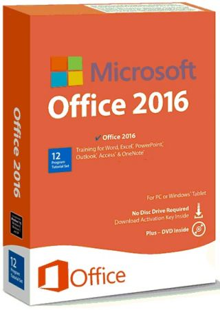 Microsoft Office 2016 Pro Plus v16.0.5005.1000 VL May 2020