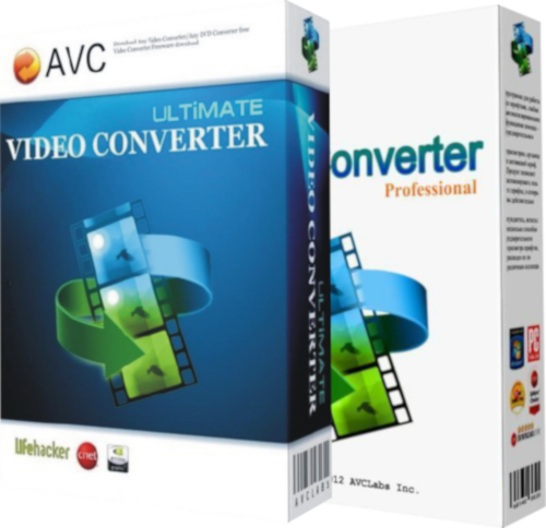 Any Video Converter Professional / Ultimate 7.0.0 Multilingual