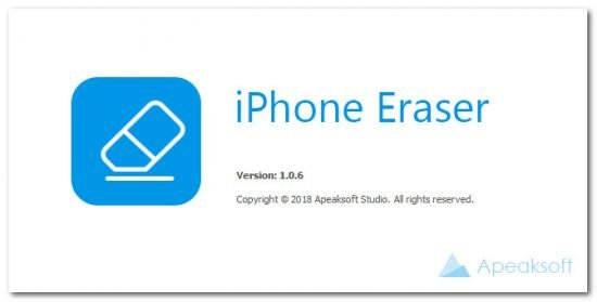 Apeaksoft iPhone Eraser 1.0.22