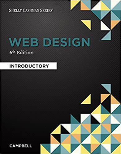 Web Design: Introductory, 6th Edition