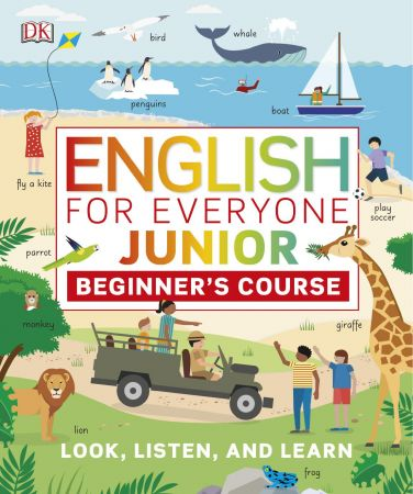 English for Everyone Junior: Beginner's Course (English For Everyone)