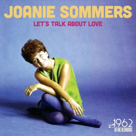 Joanie Sommers - Let's Talk About Love (2020)