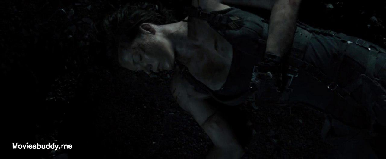 Video Screenshot of Resident Evil: The Final Chapter