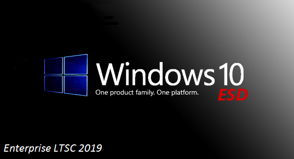Windows 10 x64 Enterprise LTSC + N 2019 Version 1809 Build 17763.1817 en-US Preactivated March 2021