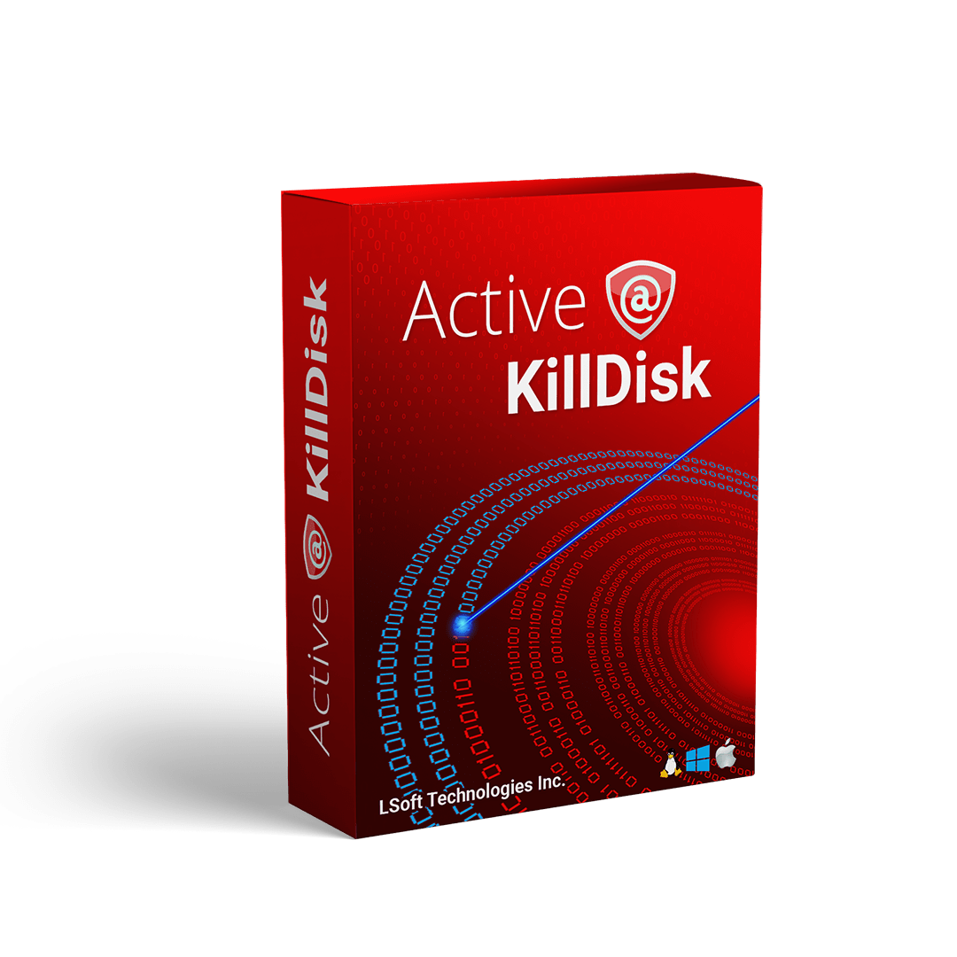Active KillDisk Ultimate 14.0.11 WINPE (x64)