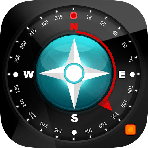 Compass 54 (All-in-One GPS, Weather, Map, Camera) v2.9